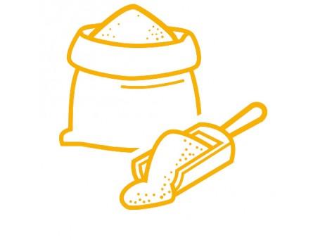 Подсолнечный (чищенной семечки) жмых 1 кг