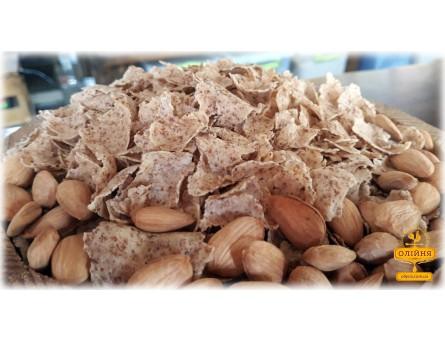 Жмых абрикосовых косточек 0,5 кг